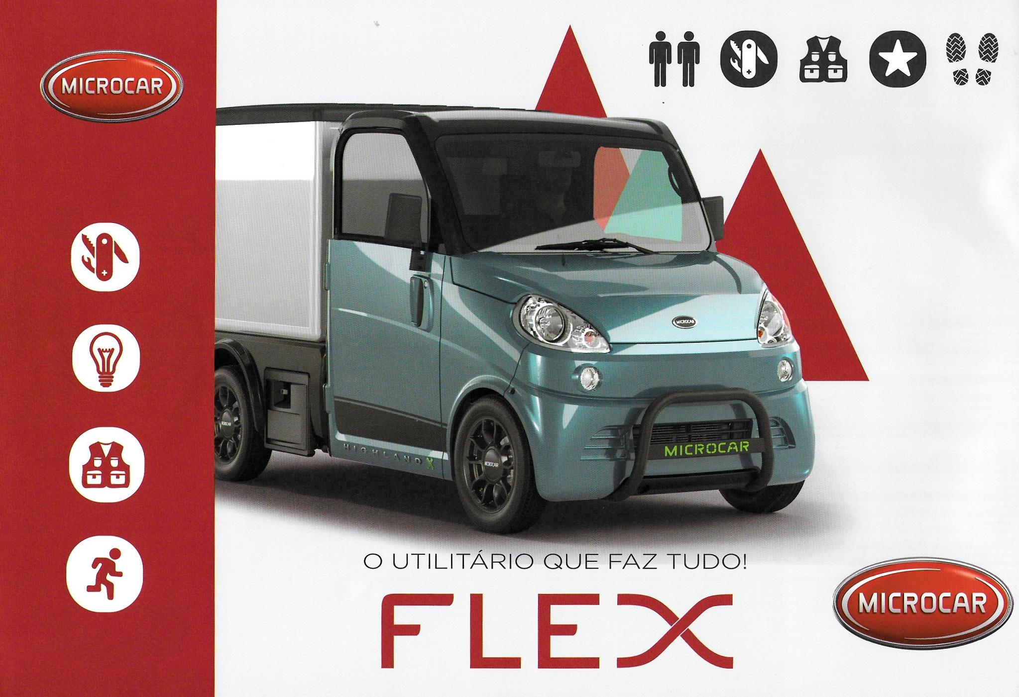 Microcar Flex - 2017